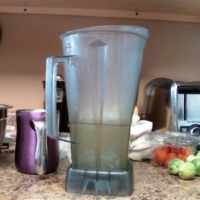 Garbage Smoothie Anyone? - cold composting, a tutorial