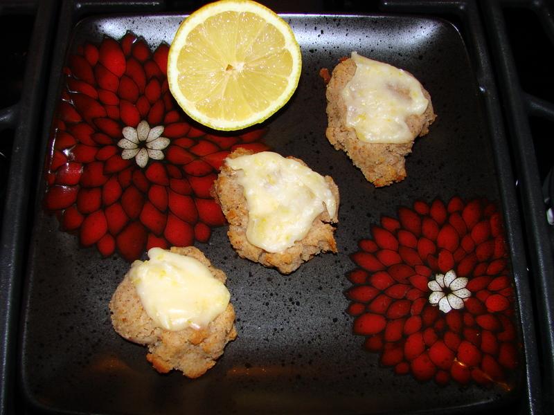 lemon cookies - done