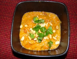 Sweet Potato Stew from My Sister's Pantry