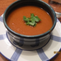 SOTW: Slow Cooker Tomato Soup
